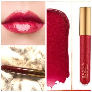Becca Glow Gloss Ruby Fire